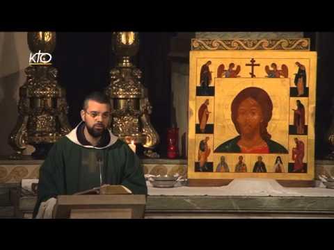 Vêpres et Eucharistie du 19 octobre 2013