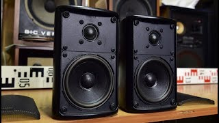 CANTON Combi 300 Front Speakers Lautsprecher Top Mini #loudspeakers #surround Home Theatre #canton
