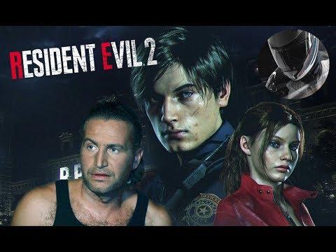 Resident Evil 2 - Remake с Леонидом + Розыгрыш The Darkness II