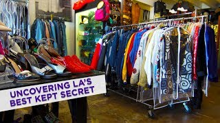 This Vintage Store Is L.A. Fashions Best-kept Secret