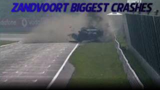 Zandvoort Biggest Crashes