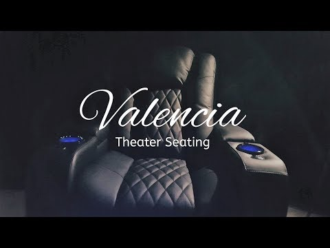 Best Home Theater Seating 2018   Valencia Tuscany Review