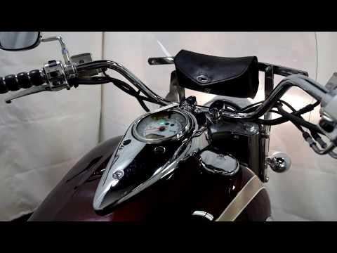2005 Kawasaki Vulcan® 1600 Classic in Eden Prairie, Minnesota - Video 1