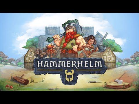 HammerHelm - Launch Trailer
