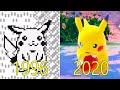 Evolution Of Pok mon Games 1996 2020