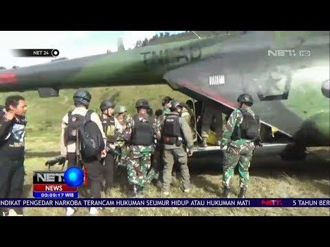 3 Prajurit TNI Tewas dalam Kontak Tembak di Papua NET24