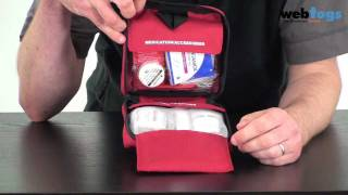 Lifesystems Adventurer First Aid Kit - Great General First Aid Kit
