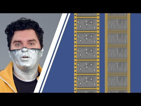 Captain Disillusion teaches frame rate