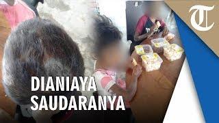 Dua Bocah Disiksa Saudaranya Sendiri, Kepala Sampai Robek dan Tak Diberi Makan
