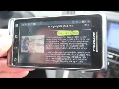 Video of Travoza Audio Guide