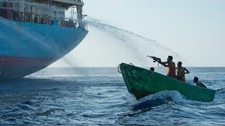Somali Pirates #2   Russians And Americans Against Somali Pirates