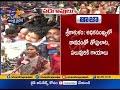 Huge Q Line For E - Kyc Registration  Public Facing Problems  At Srikakulam