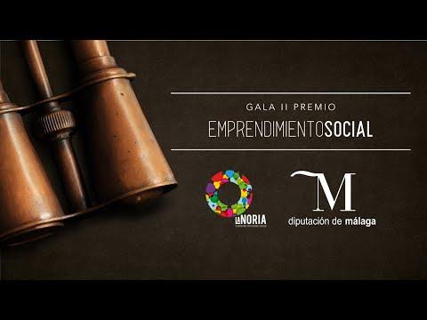 Gala II Premio de Emprendimiento Social La Noria