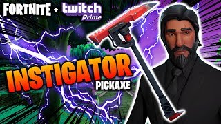 fortnite twitch prime pack 1 pickaxe - मुफ्त