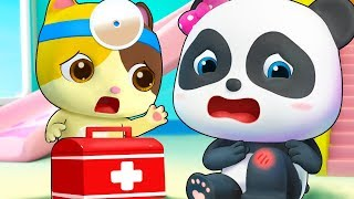 I've got a Boo Boo | Play Safe, Learn Colors | Nursery Rhymes | Kids Songs | Kids Cartoon | BabyBus