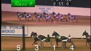 1995 Dan Patch Invitational Hoosier Park - Pacific Rocket