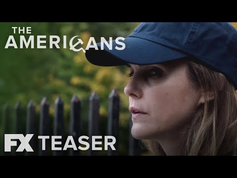 The Americans Season 6 Teaser 'Cover'