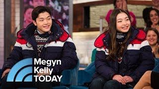 Shibutani Siblings Talk 2018 Winter Olympics, Figure Skating And More | Megyn Kelly TODAY - dooclip.me