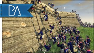 BATTLE FOR INDEPENDENCE - Empire Total War Mod Gameplay