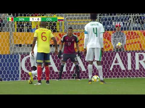 MATCH HIGHLIGHTS - Senegal v Colombia - FIFA U-20 World Cup Poland 2019