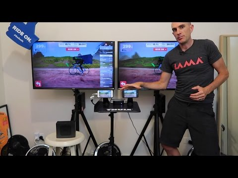 Zwift IOS: Big Screen AirPlay Using Apple TV Mp3