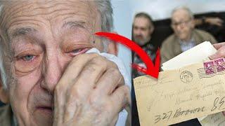 მას 60 წელი უმალავდნენ სიმართლეს,როდესაც დამალული წერილი იპოვა მისი ცხოვრება აბსოლიტურად შეიცვალა...