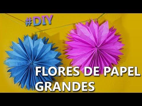 Video Mp3 Como Hacer Flores De Papel Crepe Faciles Y Rapidas 4d