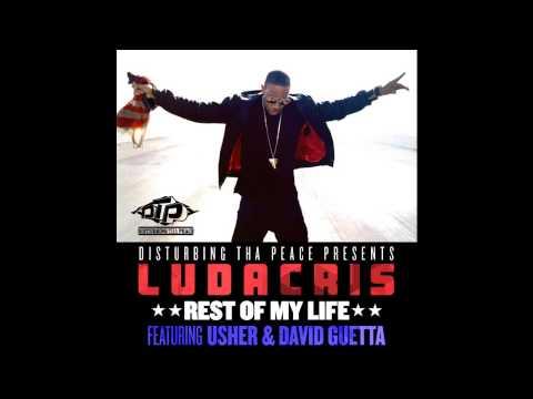 [INSTRUMENTAL] Ludacris - Rest Of My Life Ft. Usher & David Guetta