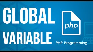 Function Global Variable php