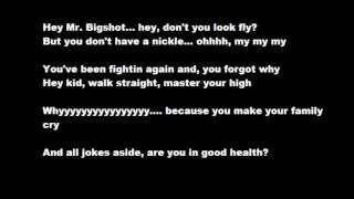 Slick Rick   Hey Young World(Lyrics On Screen) HD