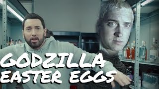 Eminem - Godzilla All Easter eggs