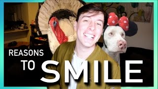 """New YouTube Video: """"More Reasons to Smile"""""""