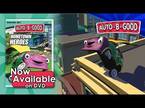 Auto B Good Season 1 Vol 2: Hometown Heroes DVD movie- trailer