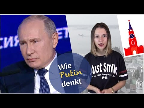 Wie Putin denkt [Video]