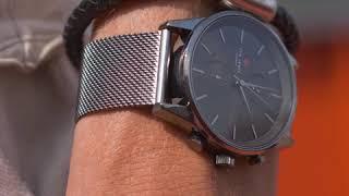 Sem Lewis Bakerloo Queen's Park leather bracelet black