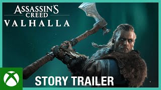 Xbox Assassin's Creed Valhalla: In-Game Story Trailer anuncio
