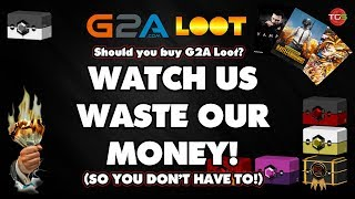 G2A Loot - WATCH THIS BEFORE BUYING! Game Key Loot Box / Crate Opening ❗💰