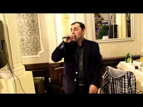 Артур Ханларский  попурри  запись со свадьбы  Samvel Studio 2013