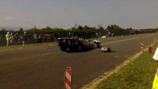preview picture of video 'Dragster 402 Street Race 2009 Velika Gorica'