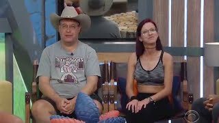 Big Brother 21 - All votes & evictions