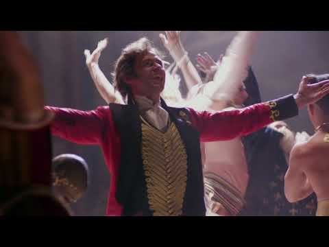 The Greatest Showman (Behind the Scenes 'Witness The Spectacle - Production')