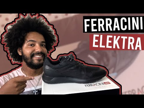 UNBOXING + ON FEET | TÊNIS ELEKTRA FERRACINI
