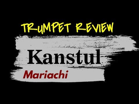 Trumpet Review: Kanstul Mariachi w/ Spectrum Analysis