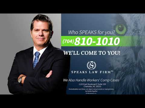 Speaks Law Firm Is Here for You After a Car Accident!