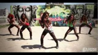 "Blazin' Dance Crew in "" Run the End of the Time "" - Karism"