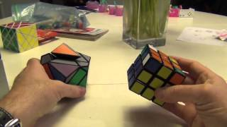 6x6 rubik's cube corner parity - TH-Clip