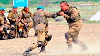 Эффективный удар в драке: советы инструктора спецназа #16