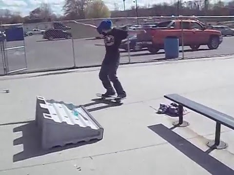 Corbin skatepark edit Day two
