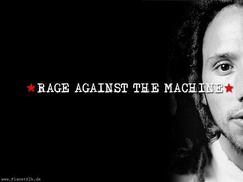 Rage Against The Machine: Fistful Of Steel (Lyrics)