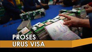 Melihat Proses Pengurusan Visa Haji 2019 di Kantor Kementerian Agama